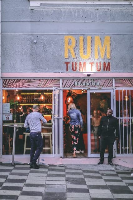 ARE YOU READY TO RUMBLE with rum