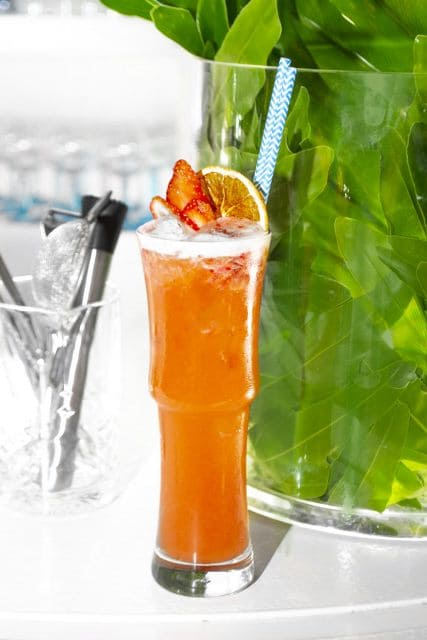 Thirst says NO to the Plastic Straw for their cocktails