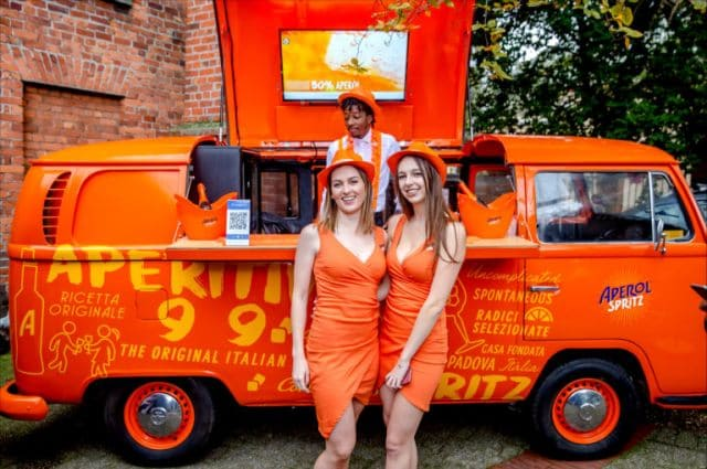 WHY YOUR NEXT EVENT SHOULD INCLUDE APEROL SPRITZ fun